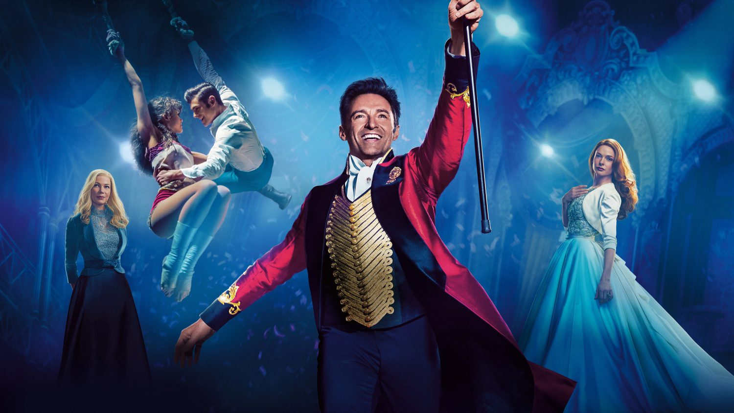 Episode 10: The Greatest Showman and Swooning For Sideburns