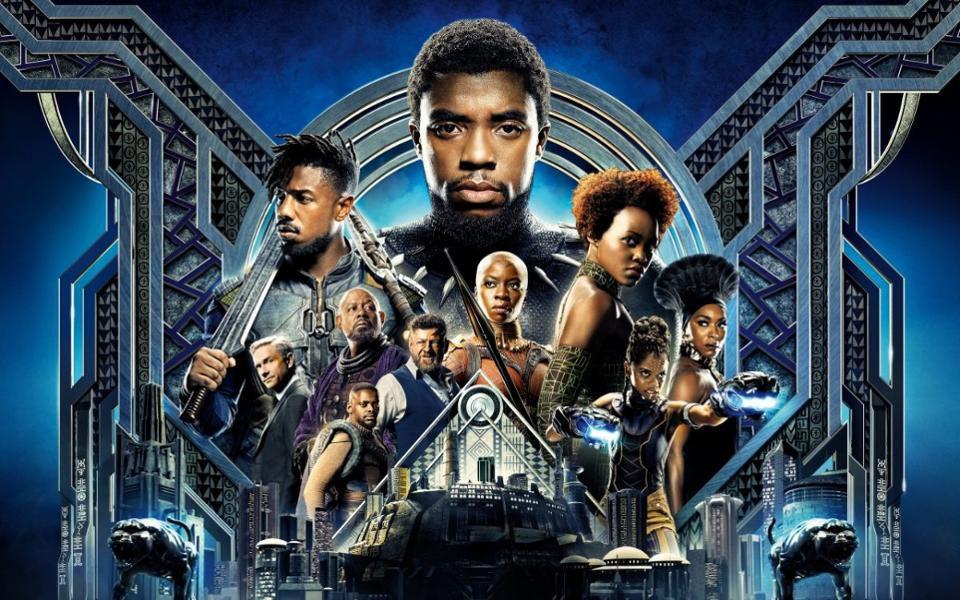 Episode 19: Black Panther and HOLY CRAP, WAR RHINOS!