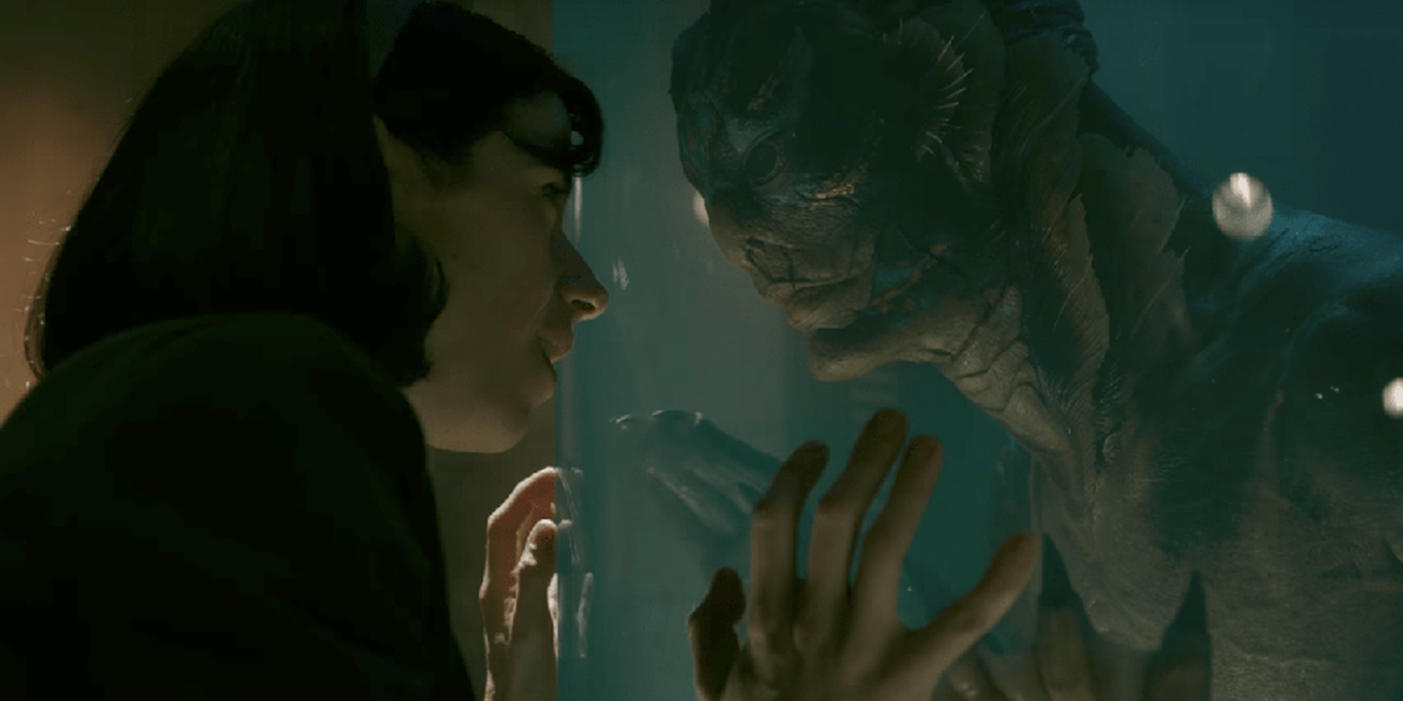 Episode 17: The Shape of Water and Michael Shannon's Dick Hands