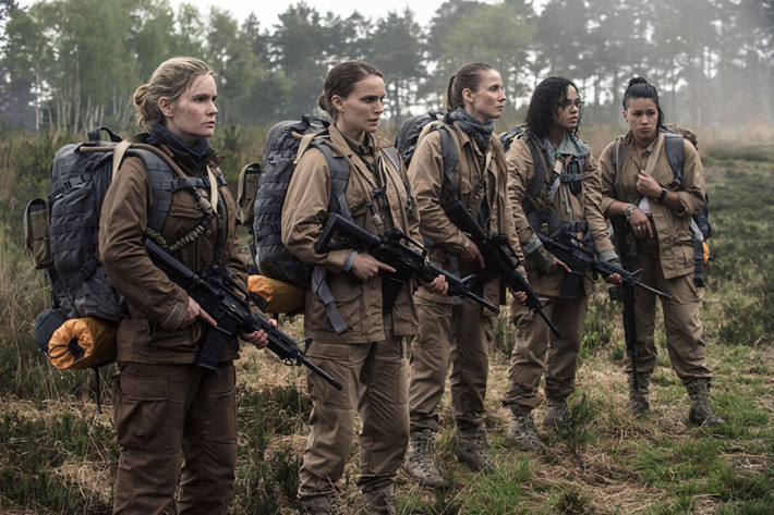 Episode 21: Annihilation, Or Your Newest Nightmare Fuel