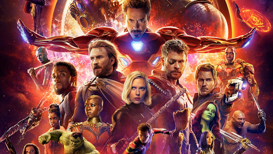 Episode 39: Avengers Infinity War, or DAMN That's a Lot of Superheroes