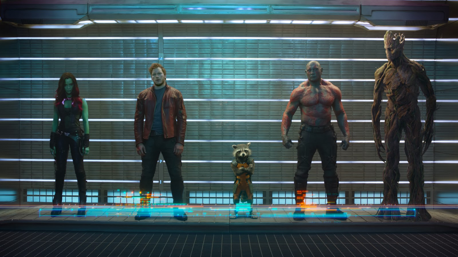 Episode 33: Marvel Rewatch Part 5, Guardians of the Galaxy
