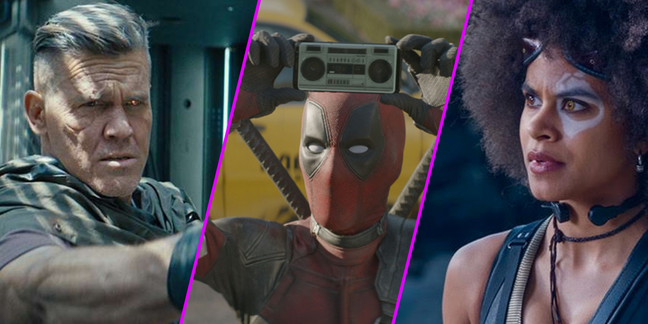 Episode 45: Deadpool 2, but also Cable with his shirt off