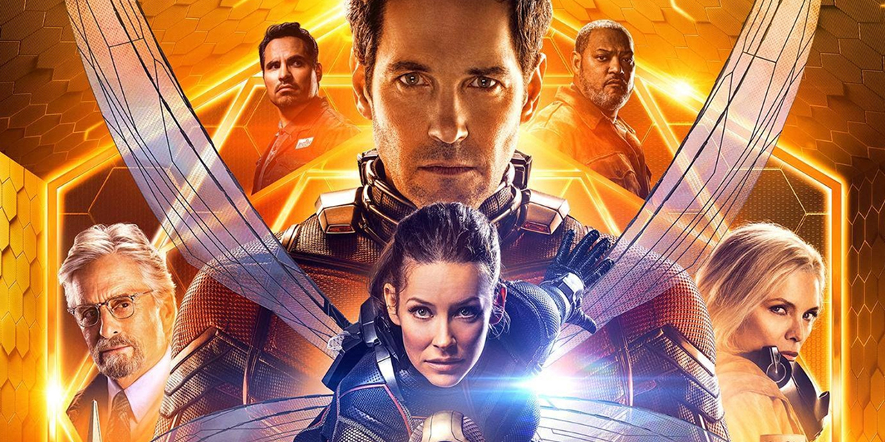 Episode 59 – Antman and the Wasp