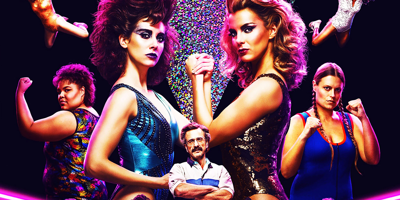 Episode 60 – GLOW is good and you should watch it