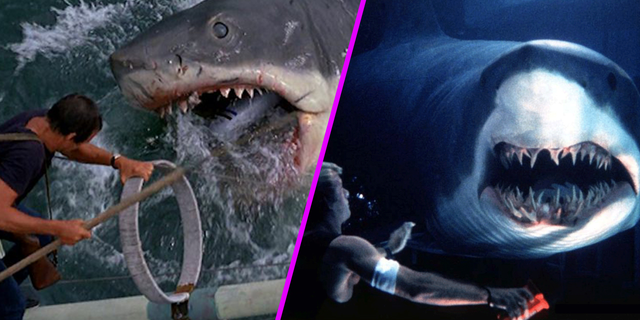 Episode 57 – Jaws, and the Superior Deep Blue Sea