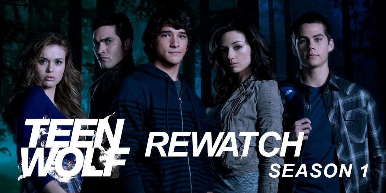Episode 61 – Teen Wolf Season 1