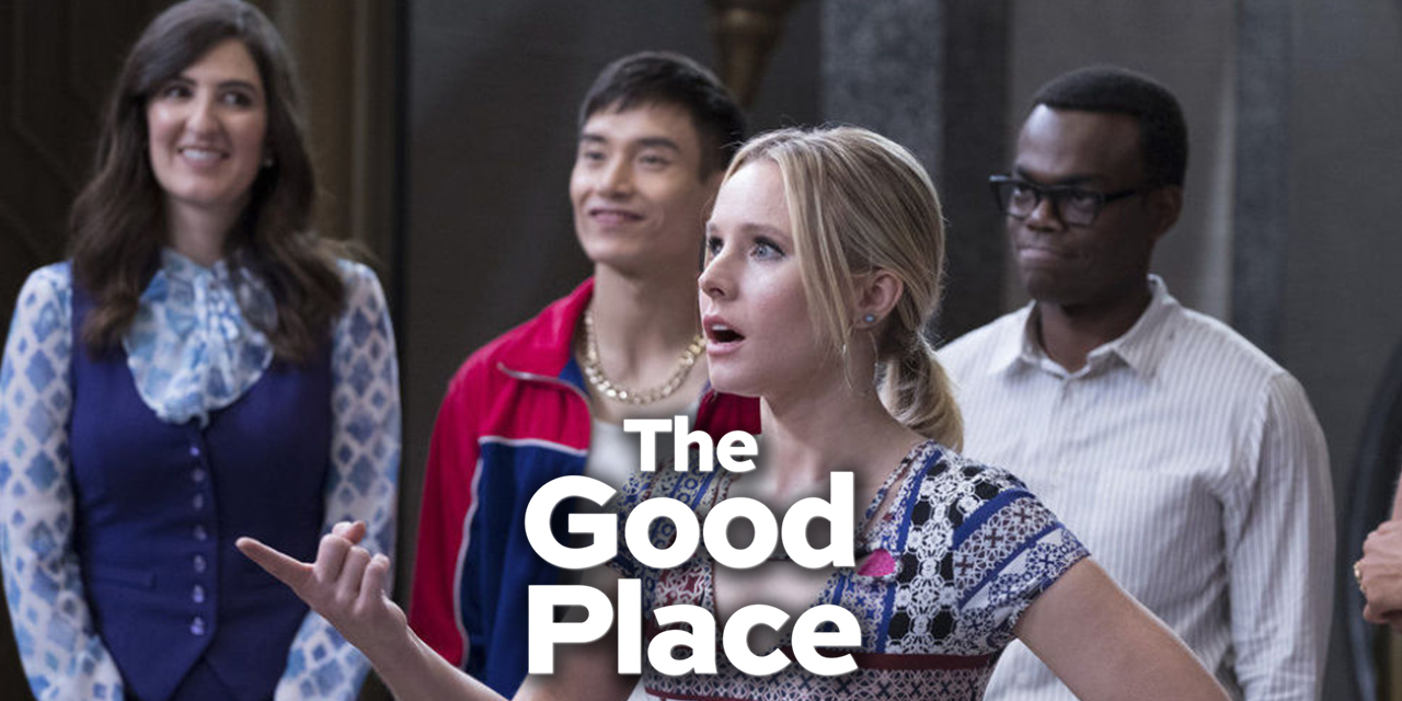 Episode 81: We Catch You Up On The Good Place