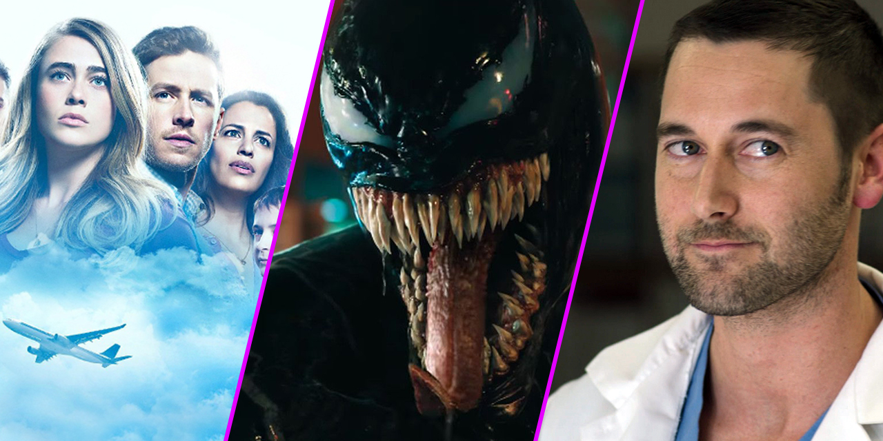 Episode 85: Venom and Our Overstuffed Fall TV Lineup