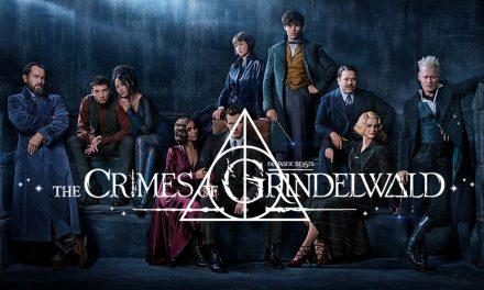 Episode 97: Fantastic Beasts, The Crimes of Grindelwald
