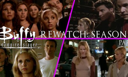Episode 92: Buffy the Vampire Slayer Season 3 Part 1