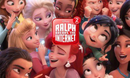 Episode 100: Wreck-It Ralph Breaks the Internet