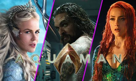 Episode 106: We Enjoyed Aquaman, and You Will Too…If You Want To