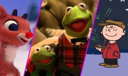 Episode 107: Childhood Christmas Movies!