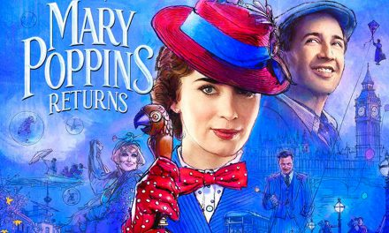 Episode 108: Mary Poppins Returns Was A Movie