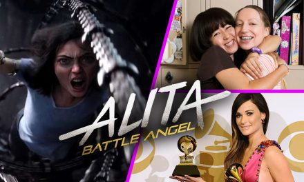 Episode 123: So uhh…We HATED Alita Battle Angel