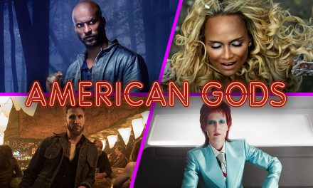 Episode 128: Rewatching American Gods, Again