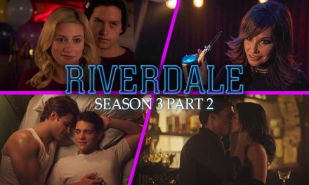 Episode 132: Does anyone have a chainsaw? Because What. The. Fuck? RIVERDALE Season 2 Part 2