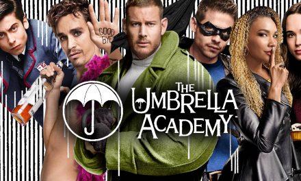 Episode 127: We're Pretty Smitten with Umbrella Academy