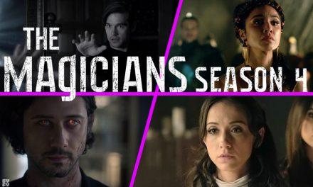 Episode 141: The Magicians Season 4…We're Sad