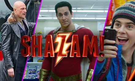 Episode 136: SHAZAM WAS THE SHAZIT!
