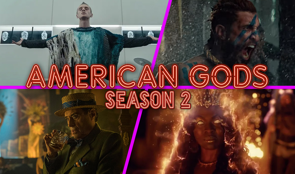 Episode 144: American Gods Season 2