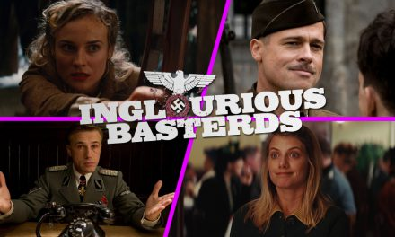 Episode 147: Revisiting Revisionism with Inglourious Basterds feat. Book Editor Tim!