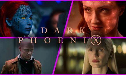 Episode 155: Mystique & Professor X & Magneto & Beast, and then Dark Phoenix