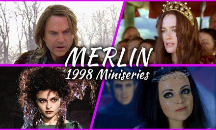 Episode 158: Epic NBC Miniseries MERLIN!