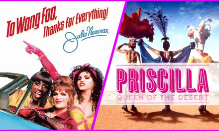 Episode 156: Get Dragged! To Wong Foo and Priscilla, Queen of the Desert