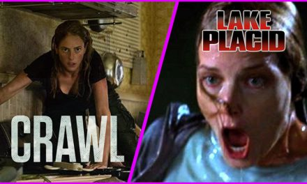 Episode 165: Crawl and Lake Placid – You in GATOR country now!