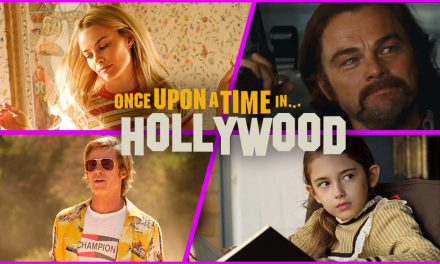Episode 169: Once Upon a Time in Hollywood