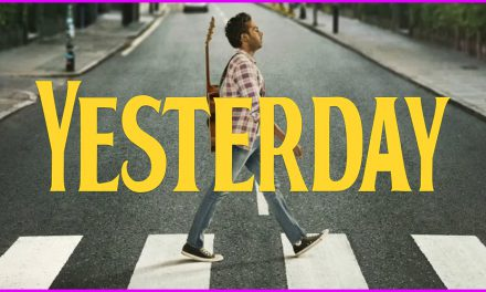 Episode 161: Yesterday. I mean the movie called Yesterday, not the day. The Beatles song. Yesterday.