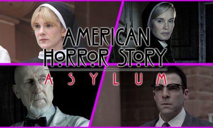 Episode 184: American Horror Story Asylum