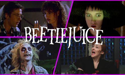 Episode 191: Beetlejuice, or One Version of Tim Burton