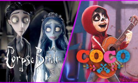 Episode 196: Corpse Bride and Coco