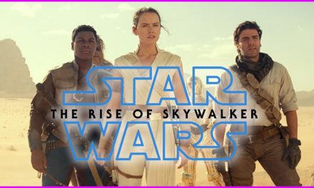 Episode 211: The Rise of Skywalker, The End of an Era
