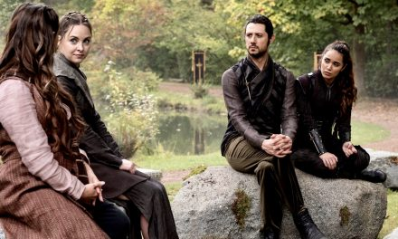 BONUS SERIES! Magicians Season 5 – Ep8 – Garden Variety Homicide