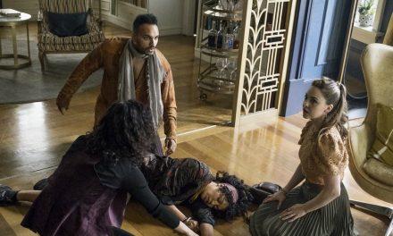 BONUS SERIES! Magicians Season 5 – Ep10 – Purgatory