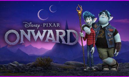 Episode 233: We go on an Adventure with Pixar's ONWARD