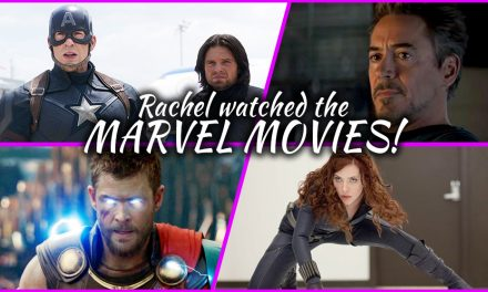 Episode 246: Rachel Watched the Marvel Movies!