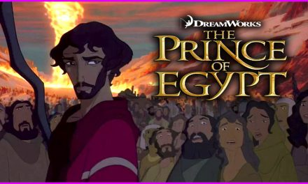 Episode 241: Start Easter Week with Prince of Egypt!