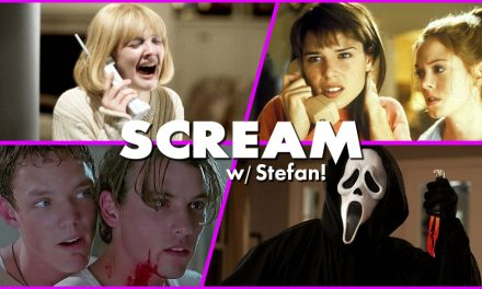 Episode 244: Revisiting Scream with Stefan