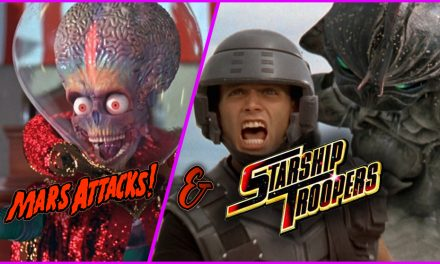 Episode 248: Satires, IN SPACE! Mars Attacks & Starship Troopers
