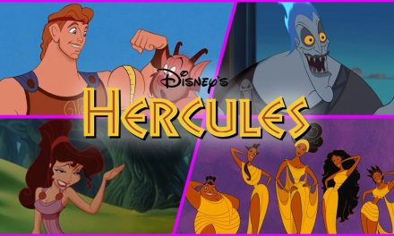 Episode 249: Disney's Hercules!