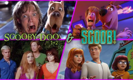 Episode 253: Scooby Doo 1 + 2 and SCOOB!