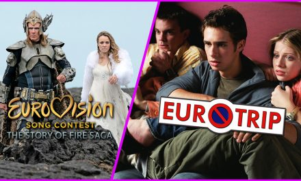 Episode 263: Eurovision and Eurotrip. Euro Gonna Love It!
