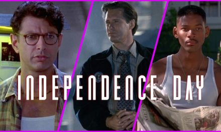 Episode 257: We're BACK! Time for an update and a chat about INDEPENDENCE DAY!