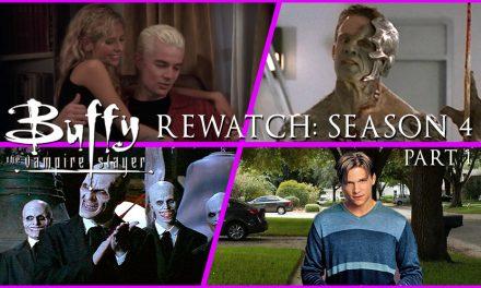 Episode 273: Buffy Season 4 Part 1 w/ Trevor & Rachel!