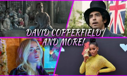 Episode 275: David Copperfield, the VMAs, Katy Perry, and Bly Manor!